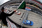 NASCAR Cup Larson put on a show at Bristol, but victory eluded him