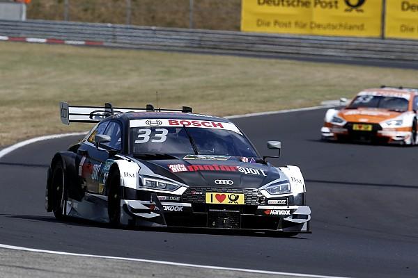 دي تي ام: راست يتفوّق على فيتمان لينطلق أوّلًا في السباق الثاني في هنغارورينغ