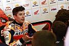 Márquez face à un point d'interrogation au Mans