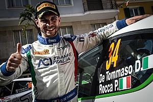CIR Ultime notizie Damiano De Tommaso pilota ufficiale Peugeot in R2 nel 2018