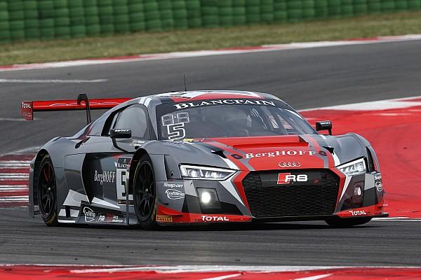 Marcel Fässler: Unglücklicher Start in die Blancpain GT Sprint Series