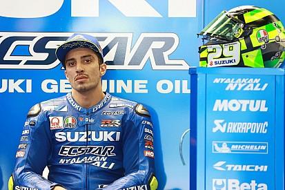 MotoGP Kolom Mamola: Iannone harus cepat perbaiki performa