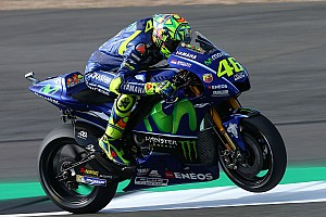MotoGP Noticias Rossi ve el tercer sitio como su mejor oportunidad en Silverstone