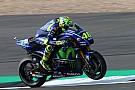 【MotoGP】イギリスGP予選2位のロッシ「表彰台が期待できる最大」