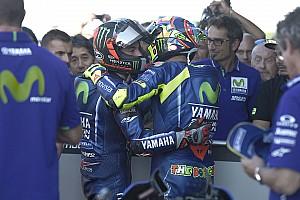 MotoGP Motorsport.com hírek A Yamaha könnyen kezelni tudja a Rossi-Vinales párost