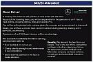 مرسيدس تضع إعلاناً عن حاجتها إلى سائق فورمولا واحد في مجلة