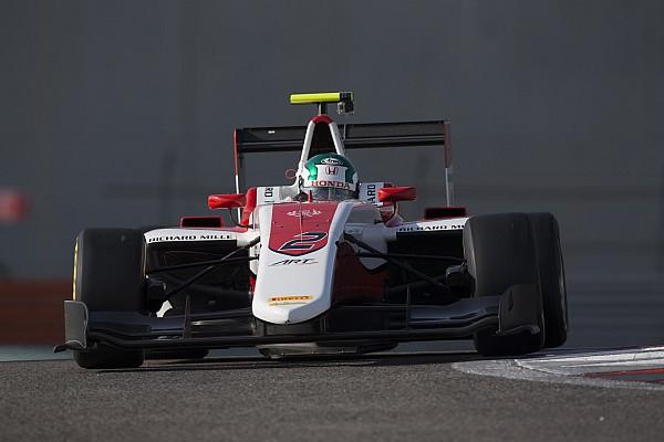 GP3 Fukuzumi leads ART 1-2-3 in Day 1 of GP3 testing