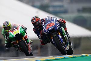 MotoGP Ergebnisse MotoGP 2017 in Le Mans: Das Rennergebnis in Bildern