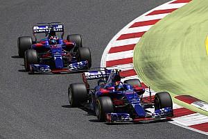 Formula 1 Breaking news Toro Rosso berharap bisa maksimalkan kinerja komponen baru