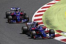 Formula 1 Toro Rosso chassis not as strong as last year, admits Key