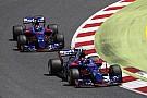Toro Rosso estime avoir un moins bon châssis qu'en 2016