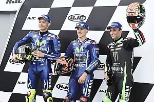MotoGP Hasil Starting grid MotoGP Perancis 2017