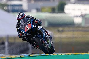 Moto2 Verslag vrije training Bagnaia leidt de dans in derde training, zware crash Marquez