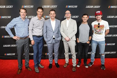 Logan Lucky uses Charlotte Motor Speedway as set for new film