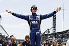 Indy Lights Matheus Leist centra il successo alla Fredoom 100 all'esordio su ovale