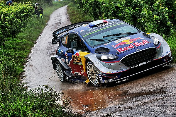 """WRC M-Sport: Team orders only an option with a """"clear 1-2"""""""