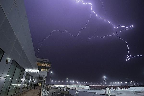 Chuva pode atrapalhar abertura da MotoGP no  Catar