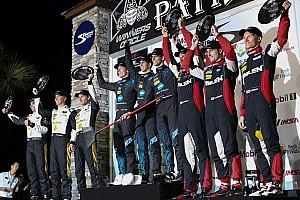 IMSA Relato da corrida Irmãos Taylor vencem 12 Horas de Sebring; Fittipaldi é 2º
