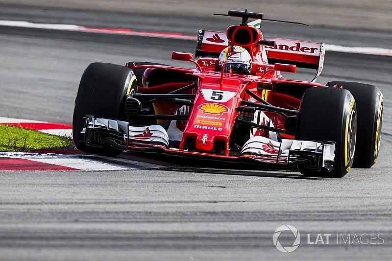 A fogyasztás miatt nem tudta Vettel támadni Ricciardót