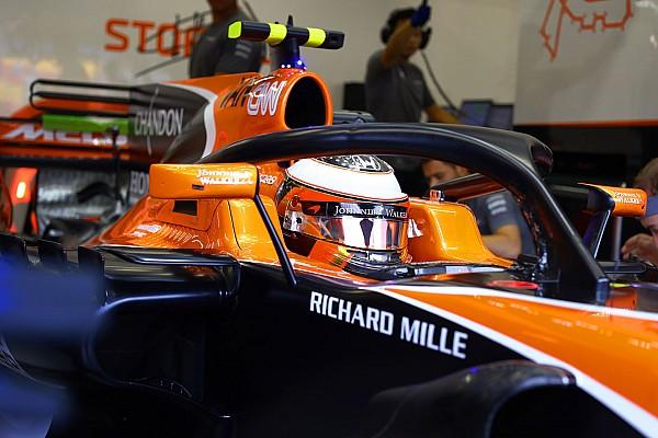 Formule 1 Nieuws Nieuwe McLaren geslaagd voor verplichte crashtests FIA