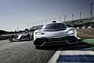 OTOMOBİL F1 motorlu yol otomobili Mercedes-AMG Project One tanıtıldı!