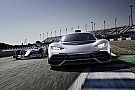 Автомобілі Mercedes представила гіперкар Project One на основі технологій Ф1