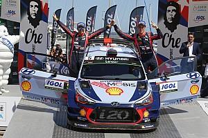 WRC Breaking news Hyundai punya potensi jadi tim dominan di WRC?