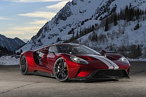 Automotive Breaking news Ford GT has more computing power than F-35 fighter jet