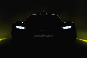Automotive Nieuws Mercedes-AMG Project One: topsnelheid van meer dan 350 km/u