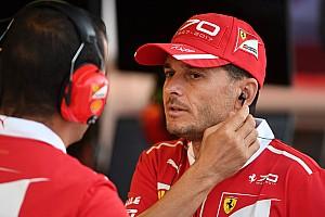 WEC Breaking news Fisichella returns to WEC with Ferrari GTE Am drive
