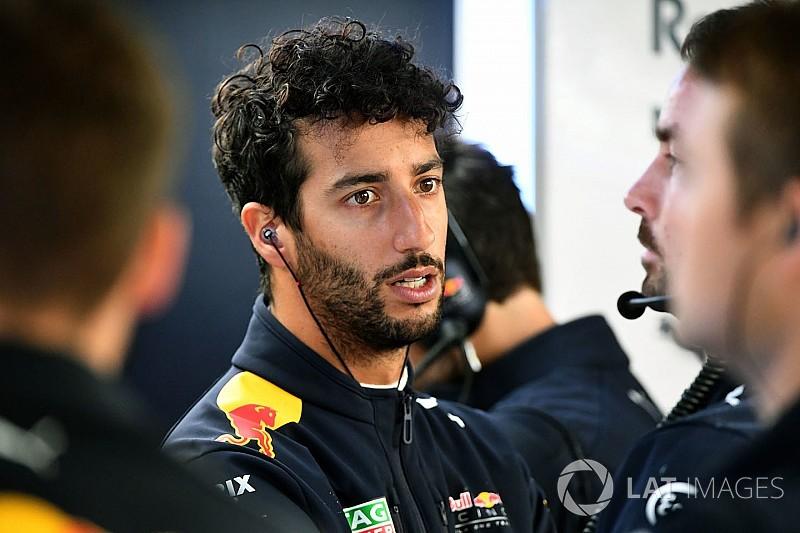 Ricciardo nagyon meglepődött a mai tempóján