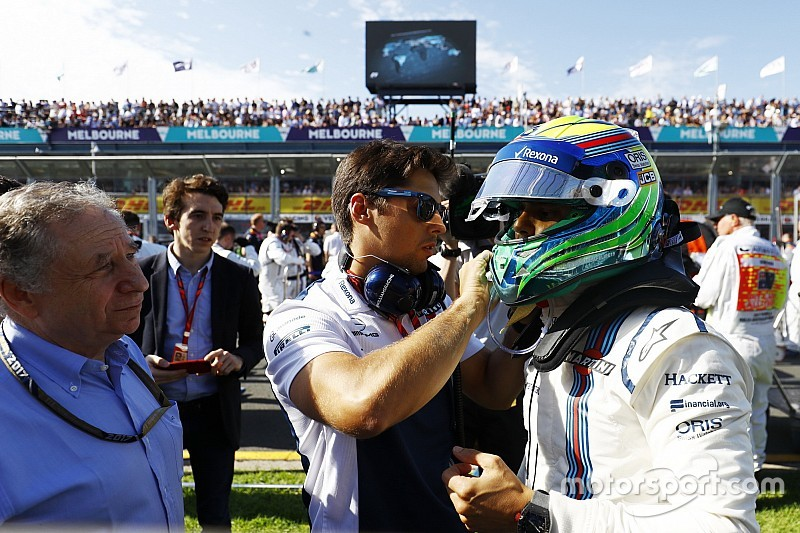 "Massa está animado por correr en la  ""divertida"" pista en China"