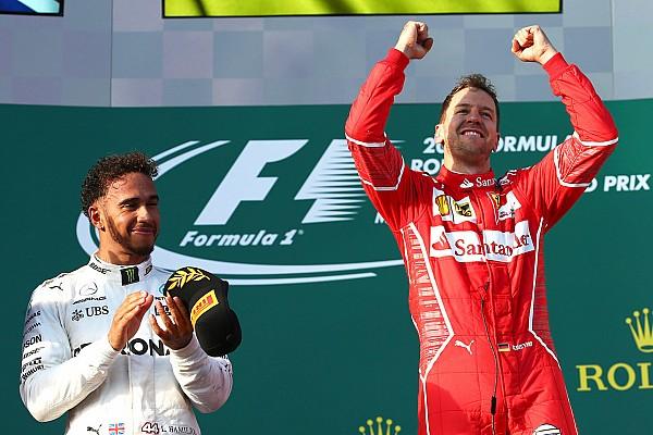 Stop/Go Livefeed Vettel lett a nap versenyzője Ausztráliában!