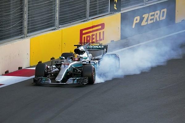 Formula 1 Breaking news F1 drivers expect crazier race in Baku