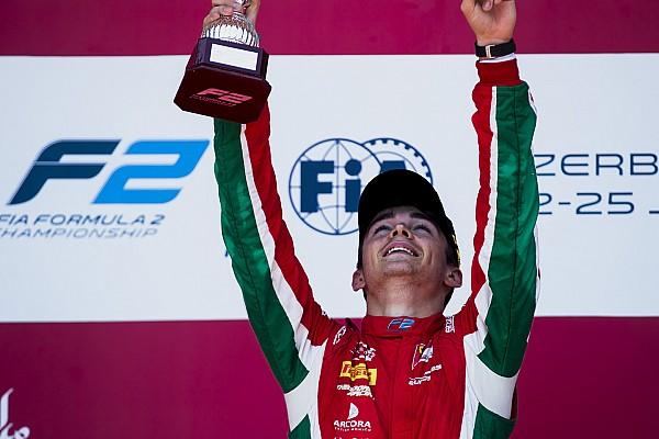 FIA F2 Kolom Leclerc: Pekan yang emosional di Baku