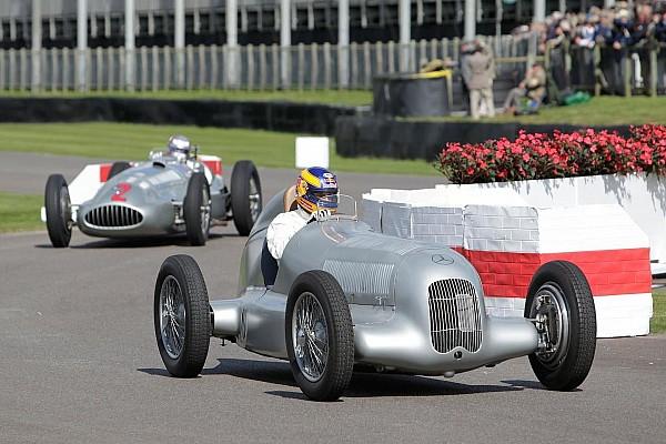 Auto Actualités Mercedes annonce un programme chargé à Goodwood