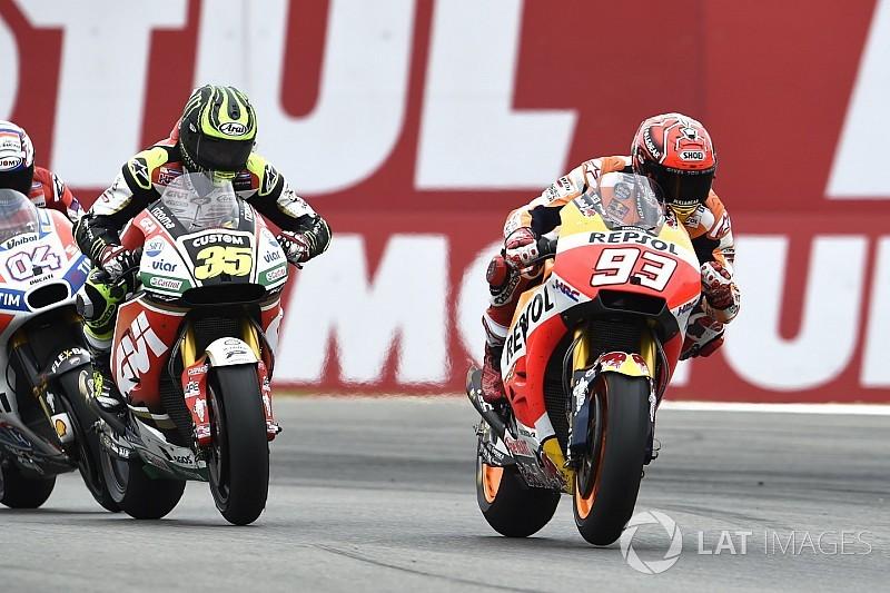 Márquez no confía en que la Honda de un paso adelante hasta el año que viene