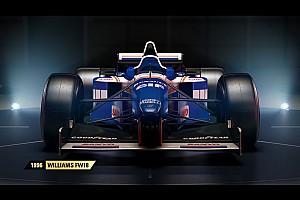Симрейсинг Новость Для игры F1 2017 анонсированы две машины Williams из 90-х