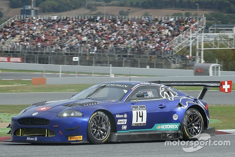 Mikael Grenier to compete in Blancpain GT Series