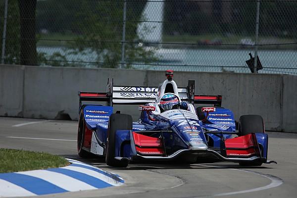IndyCar IndyCar-Double-Header in Detroit: Takuma Sato holt Pole für Rennen 2