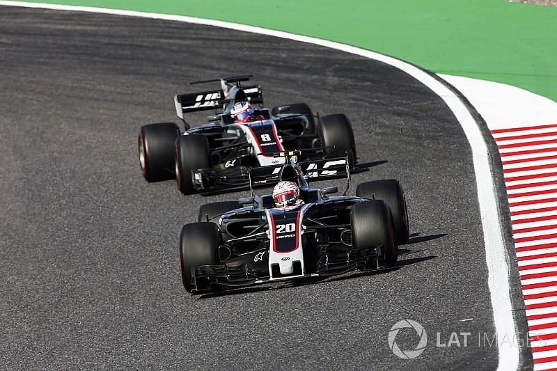 Haas bringt letztes Update 2017 vor dem Formel-1-Heimrennen in Austin