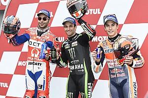 MotoGP Kwalificatieverslag Zarco grijpt pole voor Japanse GP, Marquez blundert met banden