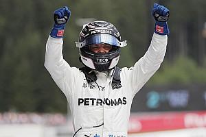 Formula 1 Race report Austrian GP: Bottas beats Vettel amid jump start controversy