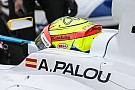 FIA F2 Palou joins Campos for F2 debut
