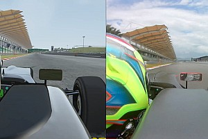 Other open wheel Special feature Aksi Keanon Santoso vs simulator Assetto Corsa