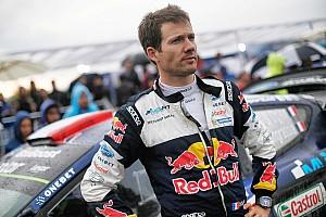 WRC Actualités Ogier pourrait perdre sa deuxième place du Mexique