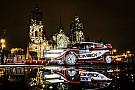 Машини WRC у вогнях чарівного Мехіко