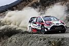 WRC Trois pilotes regroupés en deux dixièmes au shakedown