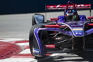 Formula E Practice report Buenos Aires ePrix: Local hero Lopez leads FP1