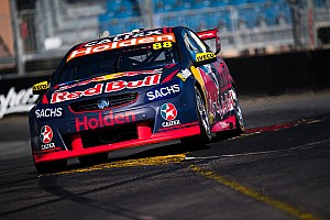 Supercars Practice report Clipsal 500 Supercars: Whincup tops morning warm-up
